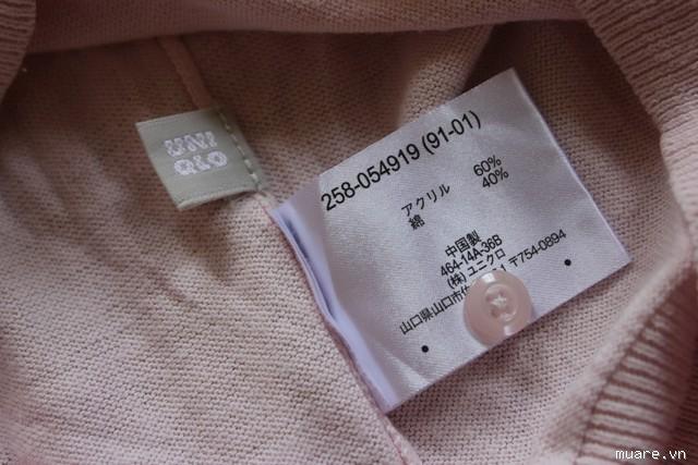In nhãn vải quần áo